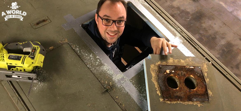 Episode 5: Löcher im Dach