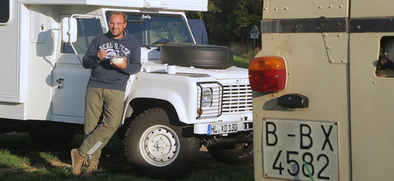 Episode 22: Schrauben lernen am Land Rover